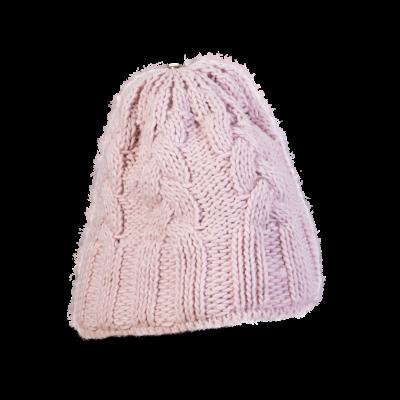 Mütze Gablonz (Wolle alt rosé 202)