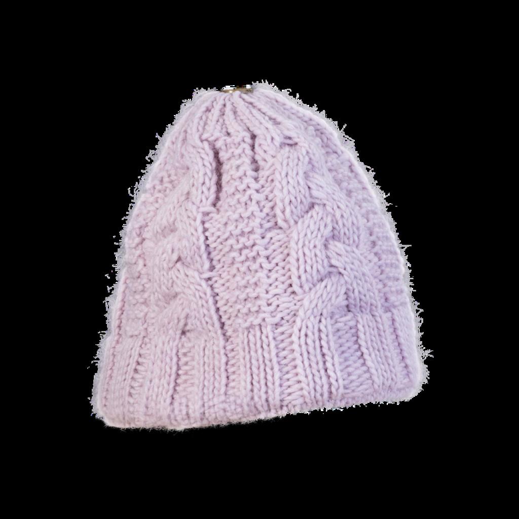 Mütze Tanvald (Alpaka lavendelhauch 204)