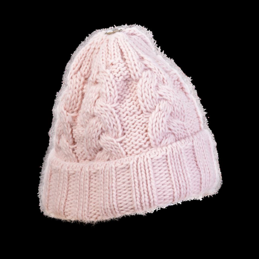 Mütze Gablonz U short (Wolle alt rosé 202)