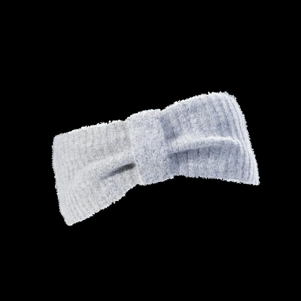Stirnband Dust (Chenille silber 820)