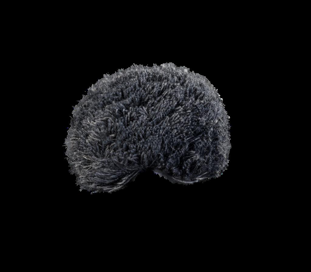 Bommel Liebenau (Wolle dunkel grau 908)