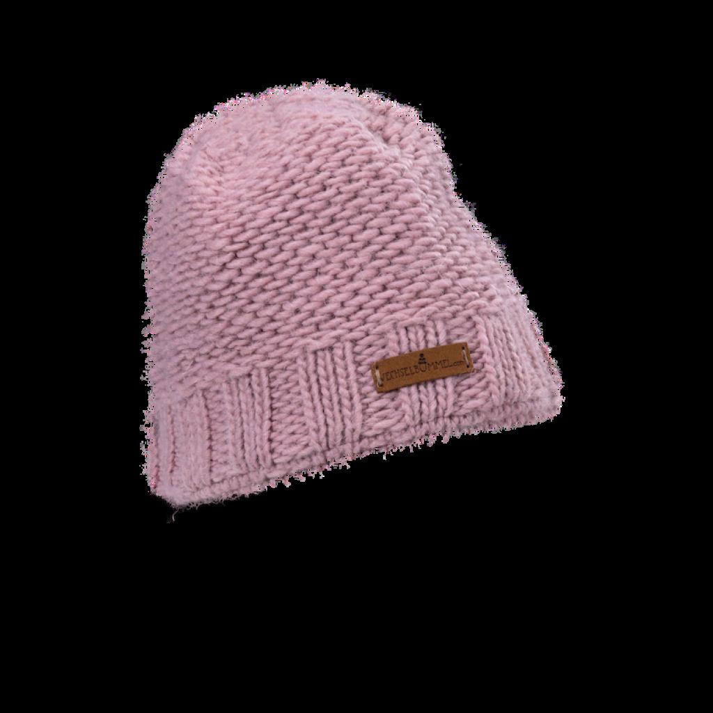 Mütze Donovaly short (Alpaka dunkel rosé 203)