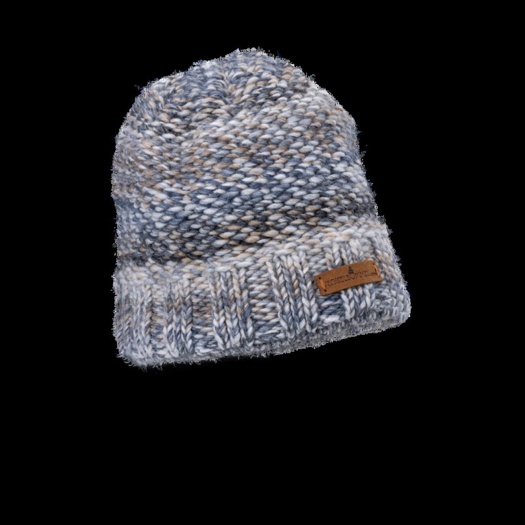 Mütze Donovaly short (Wolle beige melange 209)