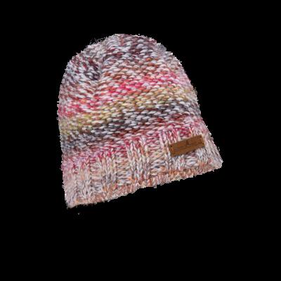 Mütze Donovaly short (Wolle rot melange 605)