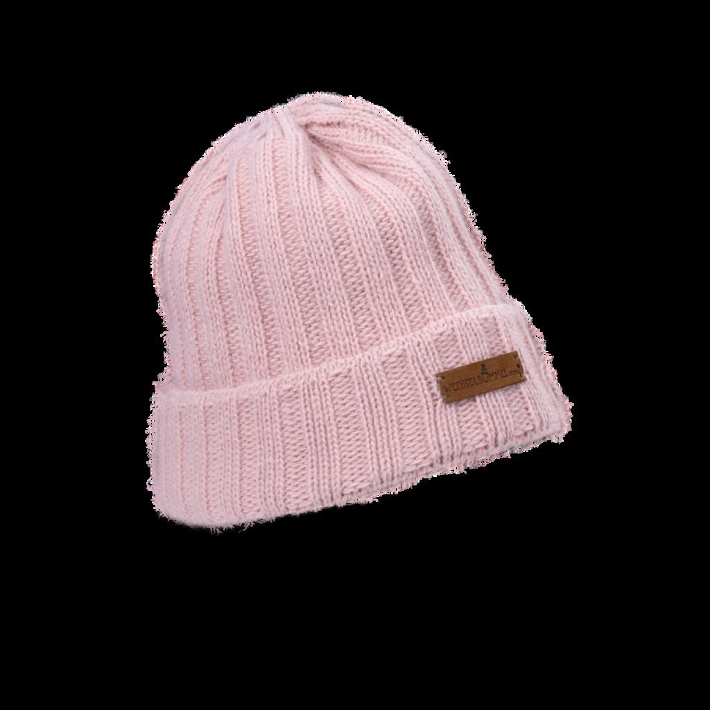 Mütze Franzi  (Wolle alt rosé 203)