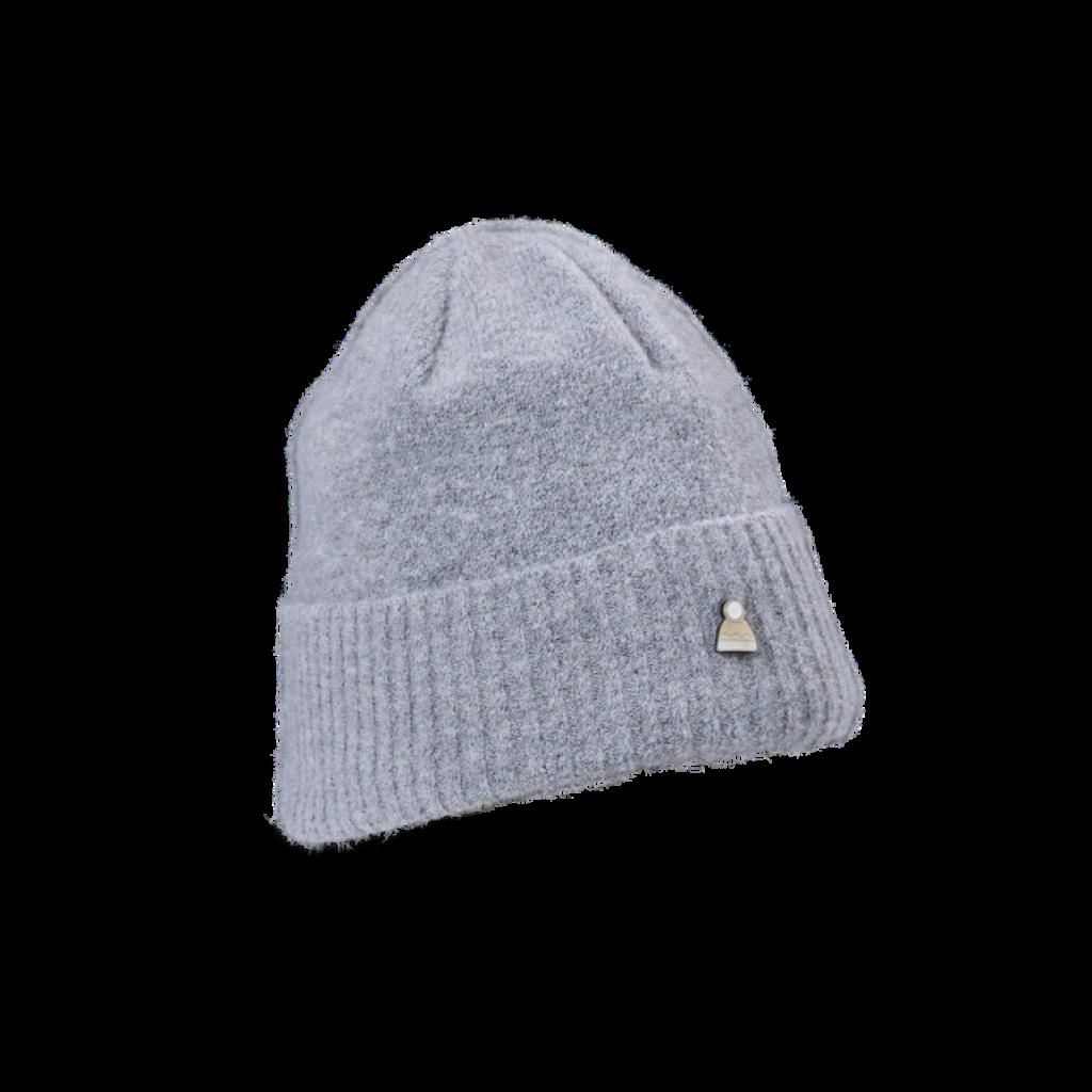 Mütze Dust U  (Chenille silber 820)