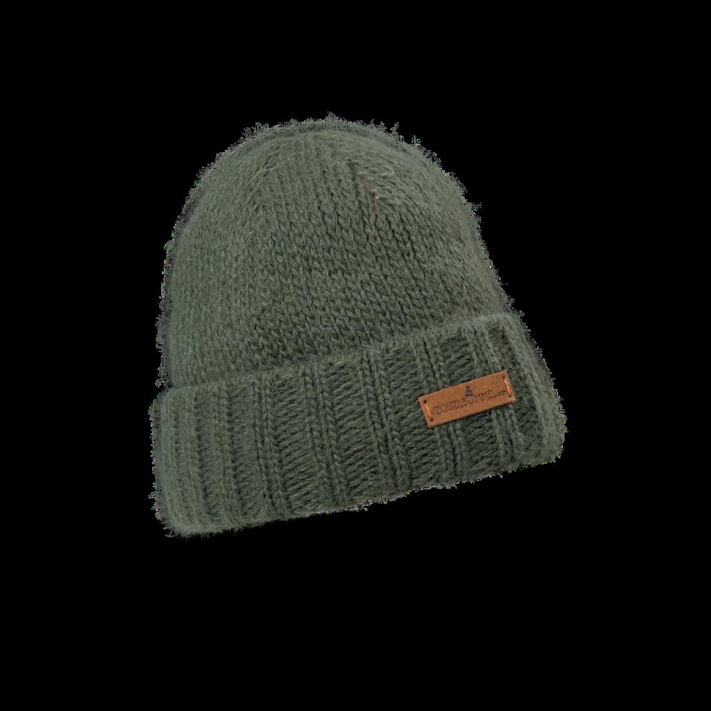 Mütze Liebenau (Wolle jagd grün 415)