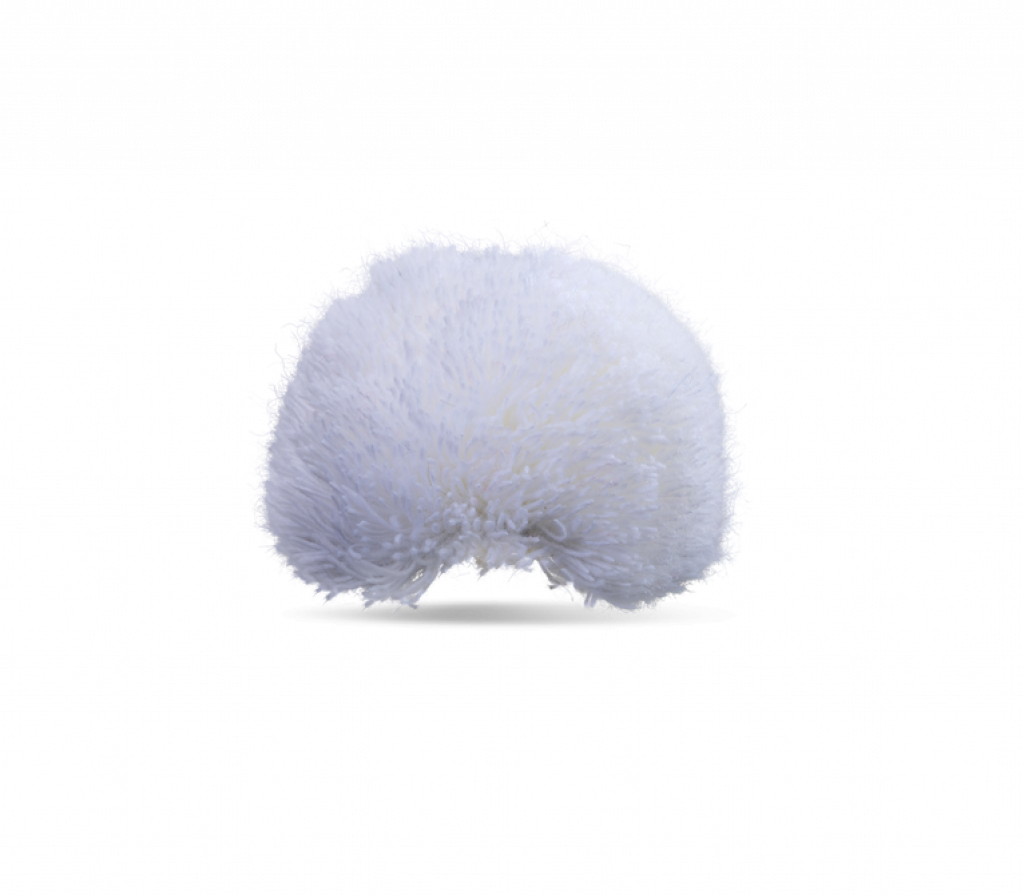 Bommel Gablonz (Wolle weiß 293)