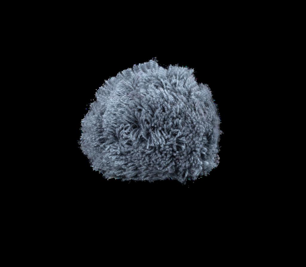 Bommel für (Wolle antra creme 804)