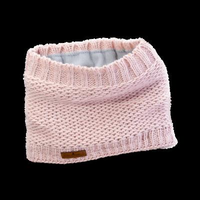 Tunnel Schal (Wolle 202 alt rosé)