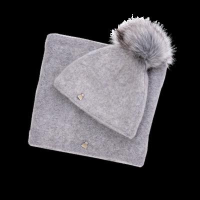 Set Dust 2 (Chenille silber/silber 820/820)