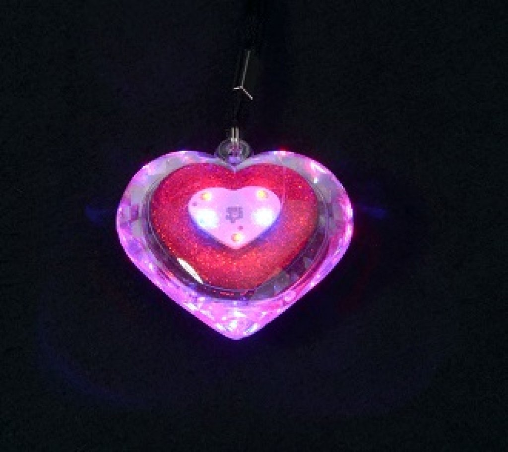 Leucht Herz