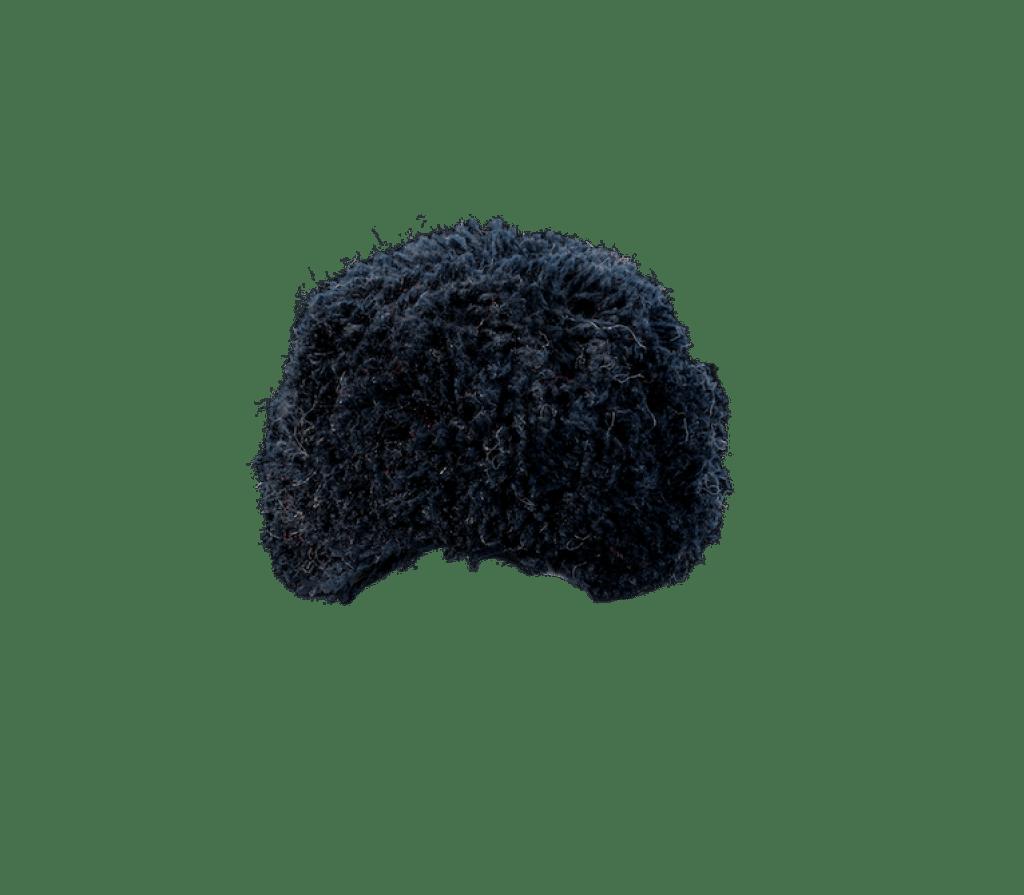 Bommel Gablonz (Wolle dunkelblau 506)