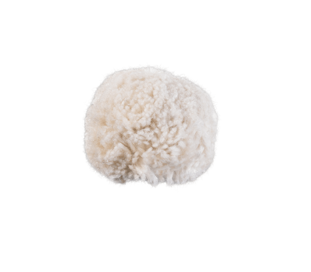 Bommel Jablonec (Wolle weiß metalisé 120)
