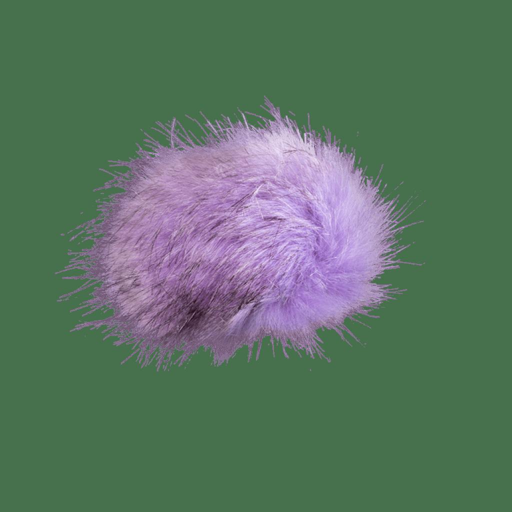 Bommel Kunstfell (Kunstfell lila)